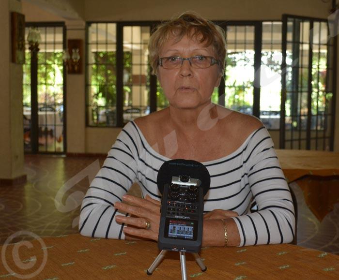Verena Stamm : «Conclure que nous avons quelque chose à voir avec l'assassinat du ministre parce qu'il a pris le dernier verre dans notre restaurant est très farfelu.»