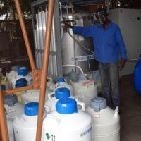 L'azote liquide made in Burundi