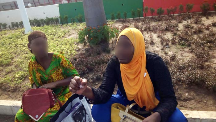 Ces jeunes filles qui reviennent d'Arabie Saoudite indiquent que certaines burundaises sont maltraitées