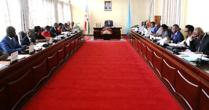 Conseil des ministres tenu le 15 février ©droits réservés