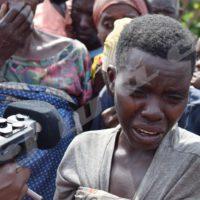 Site de Kagaragara : les malheureux expulsés