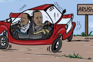 Uprona de l'opposition : de la nyakurisation à l'horizon ?