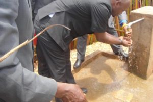 Nyanza-Lac : mobilisation contre les maladies des mains sales