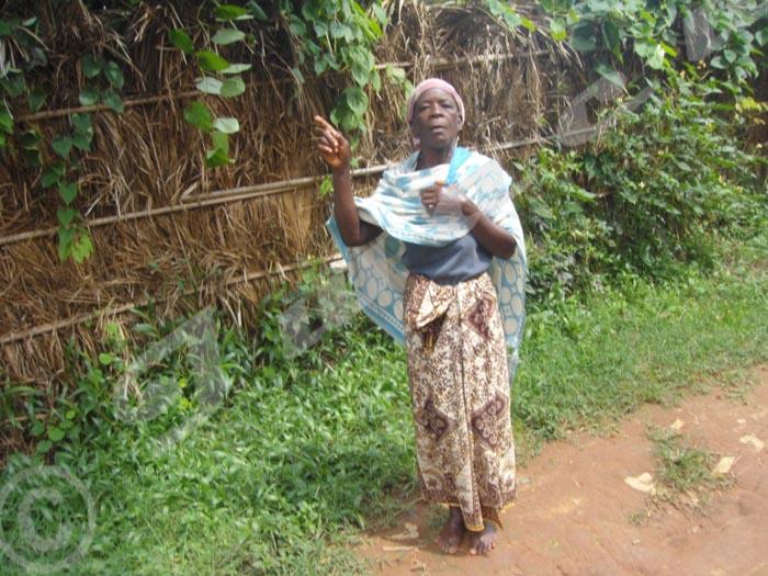Pour Sakina Ngeze, 68 ans, il y a eu une répression excessive des militaires