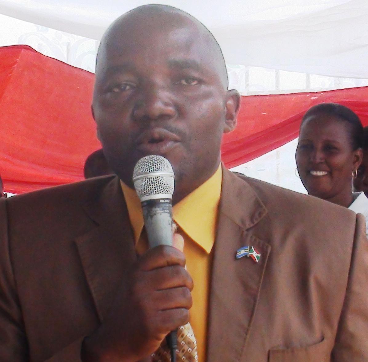 Tharcisse Niyongabo: « 90 % ne sont pas natifs de Gihanga. »
