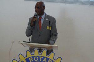 Gabriel Ndayisaba:«Il faut faire progresser l'entente entre les peuples»