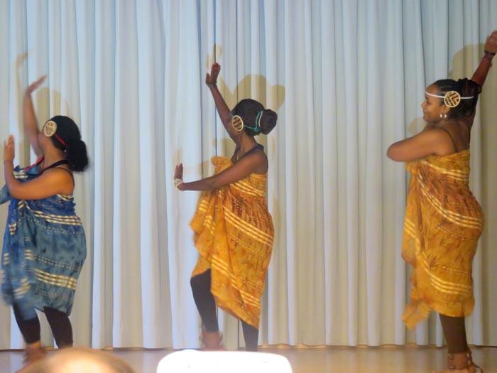 Des Burundaises résident en Allemagne font valoir notre culture