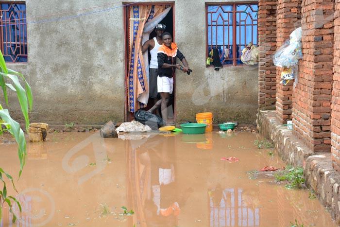 Des pluies diluviennes causent des dégâts à Bujumbura et à Cibitoke