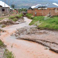 Jusqu'à 10h, certaines maisons étaient encore inondées.