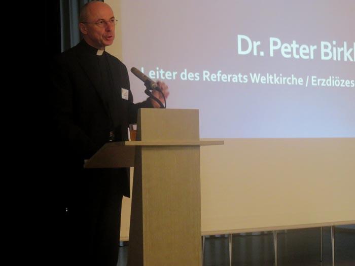 Dr. Peter Birkhofer