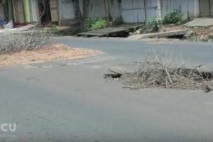 La zone de Bwiza et ses infrastructures publiques en mauvais état