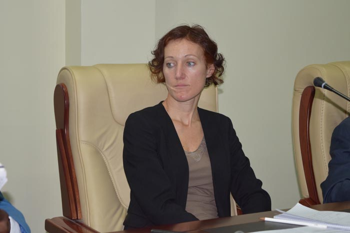 Dr Tania Delabarde, anthropologue légiste spécialisé dans l'identification en médecine légale