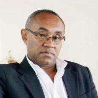 Ahmad Ahmad, le nouveau patron du football africain.