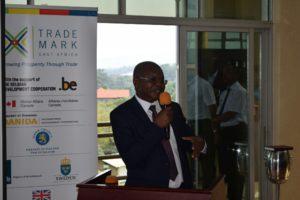 Audace Ndayizeye, président de la CFCIB: «Ce partenariat  doit garantir la transparence et l'efficacité dans l'élaboration des projets. »