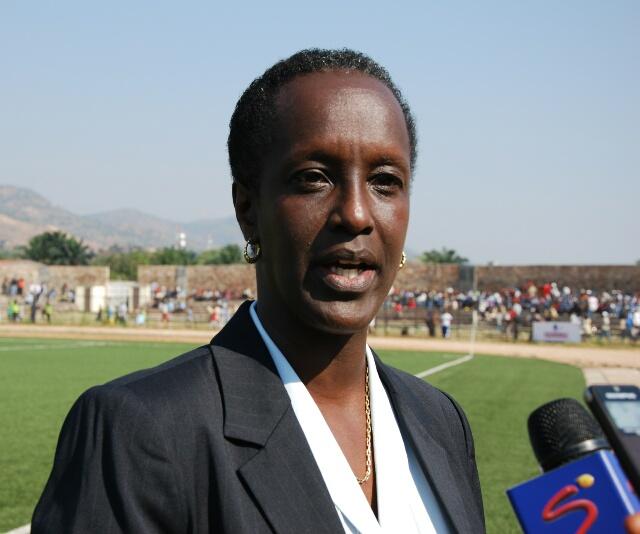 Lydia Nsekera: «Nous pensons que tous ensemble, on va réussir».
