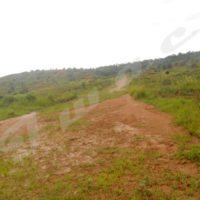 Le site de Nyakoza où sera érigé le bureau communal de Gatete