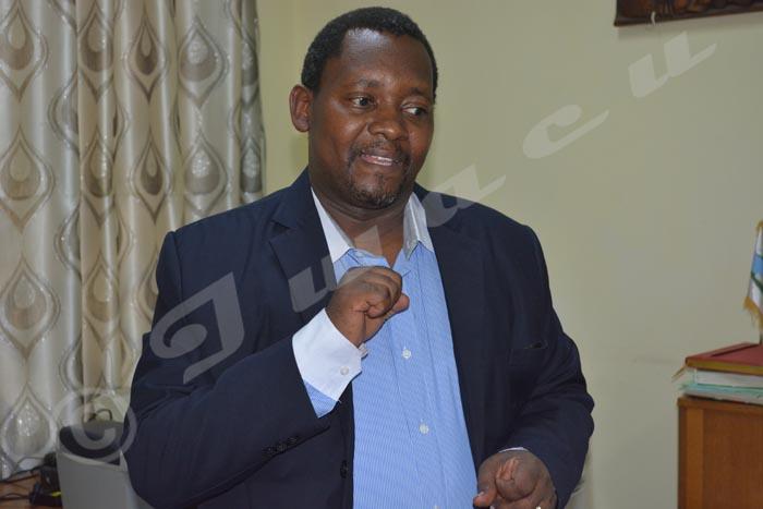 Gaspard Banyankimbona : «Les résultats préliminaires font état d'une escroquerie ou de faux et usage de faux dans les signatures annexés à ce préavis.»
