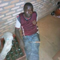 Zénon Ndayavurwa, l'auteur du crime