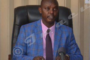 Jean Bosco Ntunzwenimana, ministre des Transports: «Le port de Bujumbura va redevenir un point de désenclavement dans le bassin du lac Tanganyika.»