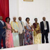 Les nouveaux députés de l'EALA