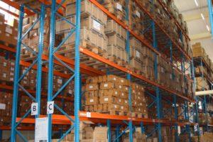 Des médicaments stockés au dépôt de la Camebu