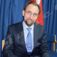 Zeid Ra'ad Al Hussein : «La manifestation de Ntega est une  partie émergée de l'iceberg.»