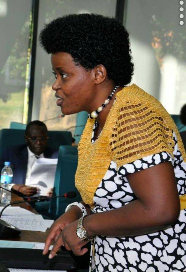 Isabelle Ndahayo