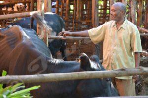 Ferdinand Gahungu : « Je remercie beaucoup le PRODEFI parce qu'il est venu au secours de la population pauvre.»