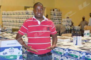 Selon le chargé du marketing de l'usine Modern Dairy Burundi, l'objectif est de contribuer au développement pastoral