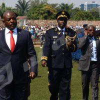 Pierre Nkurunziza, en marche pour une modification de la constitution