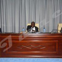 L'équipe de la facilitation à Bujumbura pour concertations