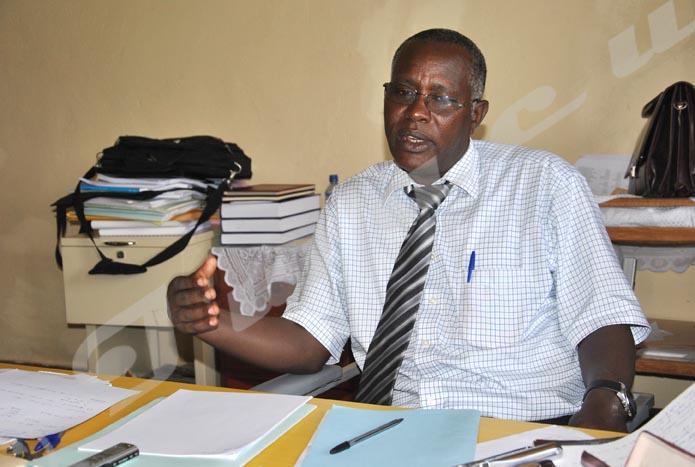 Evariste Ngayimpenda contre une volonté de spolier les propriétés du parti Uprona