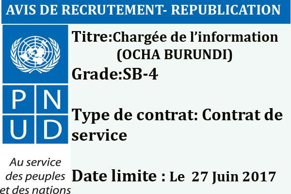 http://www.iwacu-burundi.org/wp-content/uploads/2017/06/PNUD-22-JUIN-Chargé-dinformation-OCHA-Burundi-Republication-juin-2017.pdf