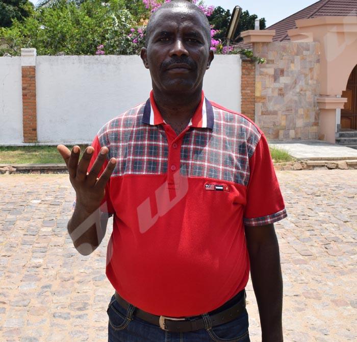 Mathias Manirakiza : « Derrière cette raison économique se cache la volonté d'accorder des indemnités minables.»