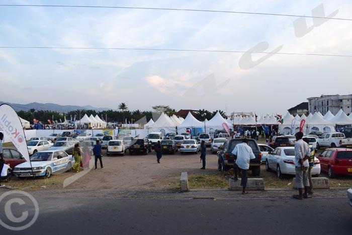 Bujumbura la foire foir e iwacu for Foire expo niort 2017