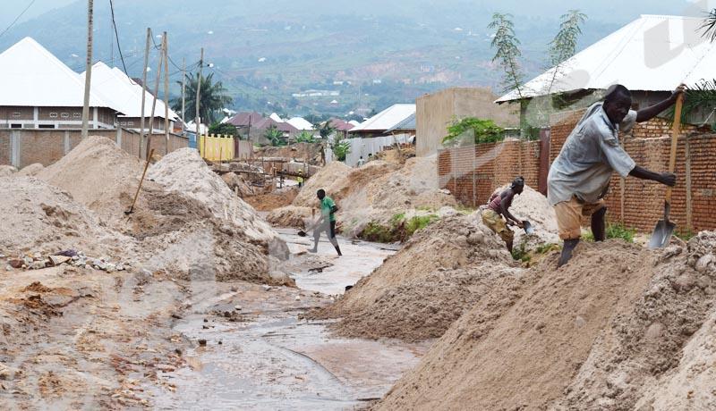 Canalisation de la rivière Gasenyi / Carama s'impatiente