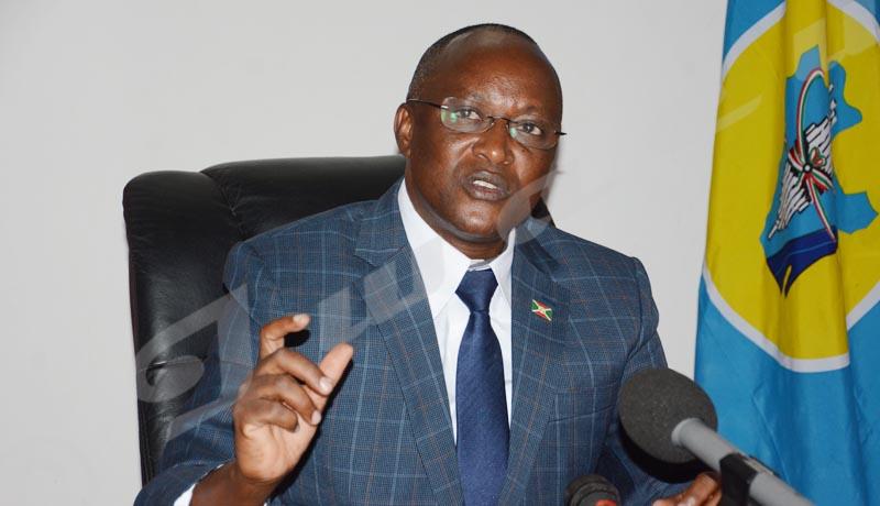 «Le Burundi n'a pas été l'obstacle à la nomination du président Kagame»