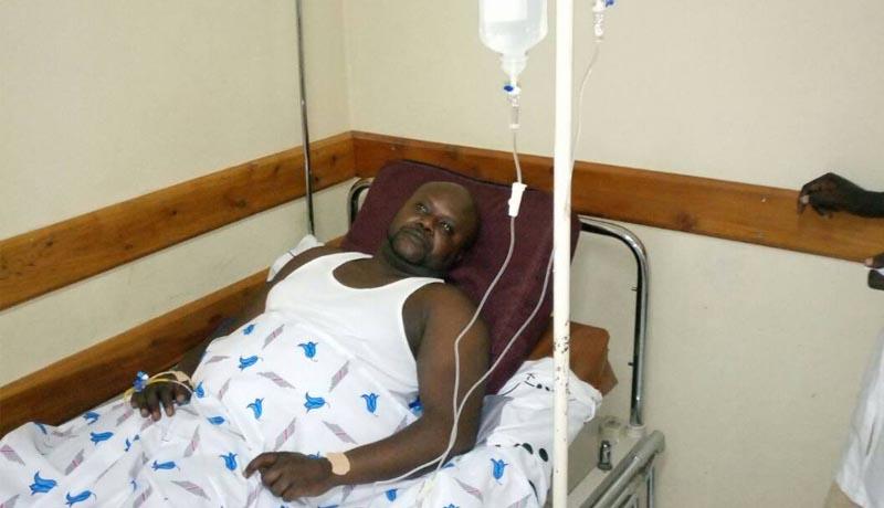 Kidumu, victime d'une tentative d'empoisonnement