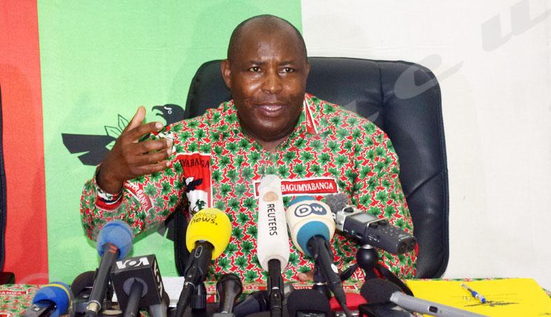 «Nous resterons toujours guidés par les idées du président Nkurunziza»