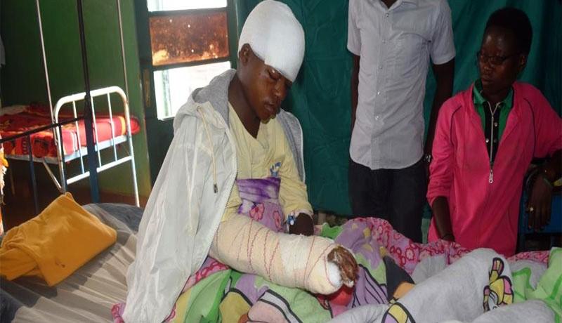 Gitega : La jeune élève agressée mal en point