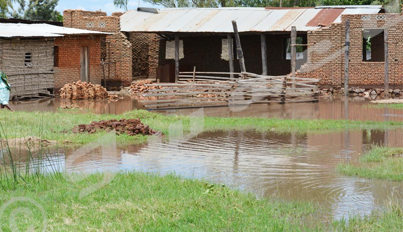 Intempéries : Plus de 250 ménages sans abris à Gatumba suite aux pluies diluviennes