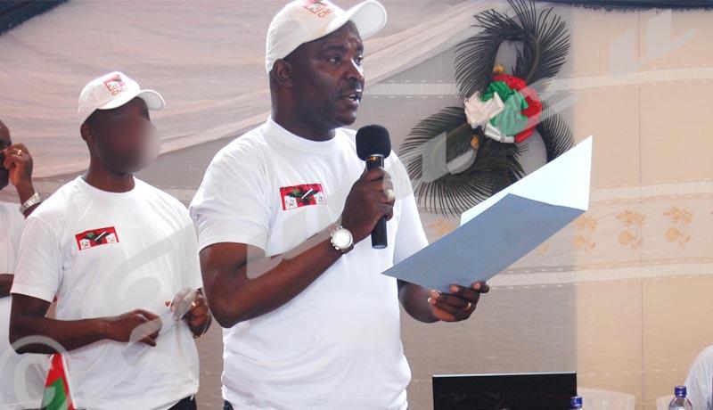 Verbatim : «Nourrir les poissons  du lac Tanganyika avec les opposants»