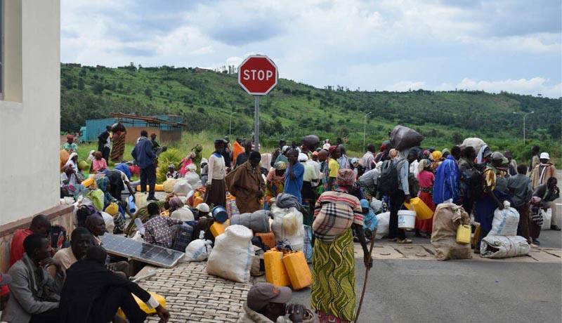 Plus de 2.500 adeptes de Zebiya rapatriés du Rwanda depuis Pâques