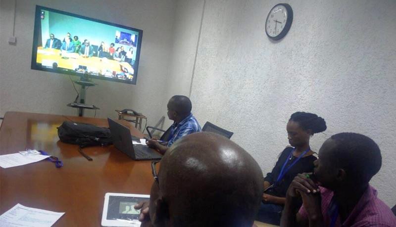 Cent journalistes africains bientôt formés pour le développement