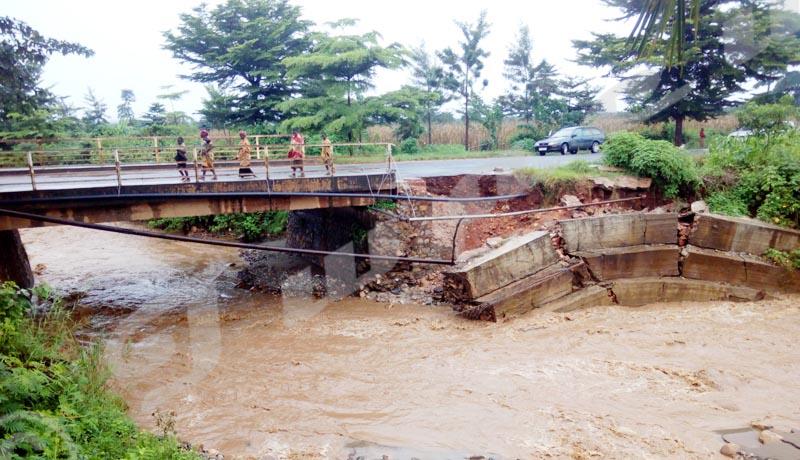 Pont Murago / Les usagers réclament sa réhabilitation