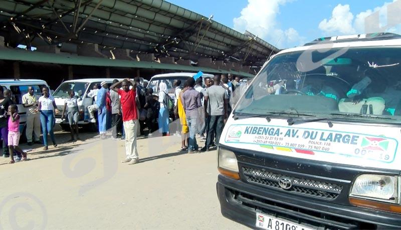 Ville de Bujumbura : la réorganisation des parkings incomprise