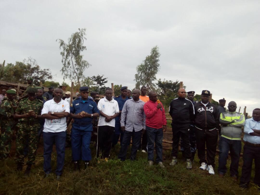 Une vingtaine de morts dans une attaque — Burundi