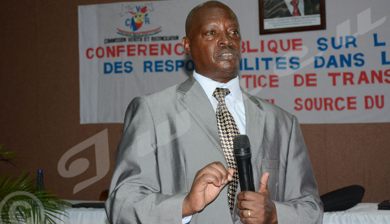 Réconciliation : Qui qualifiera les crimes commis au Burundi ?