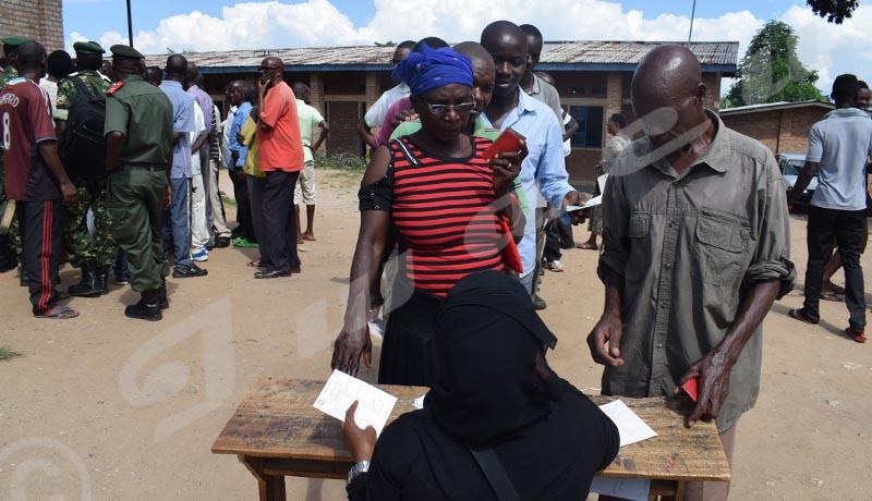 Distribution des cartes d'électeurs : «Il faut augmenter les agents»
