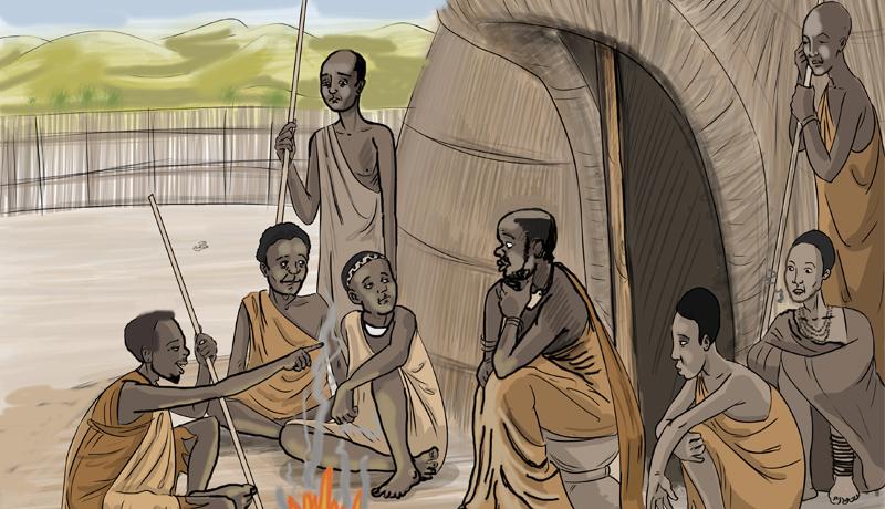 Au coin du feu avec Paul Ngarambe